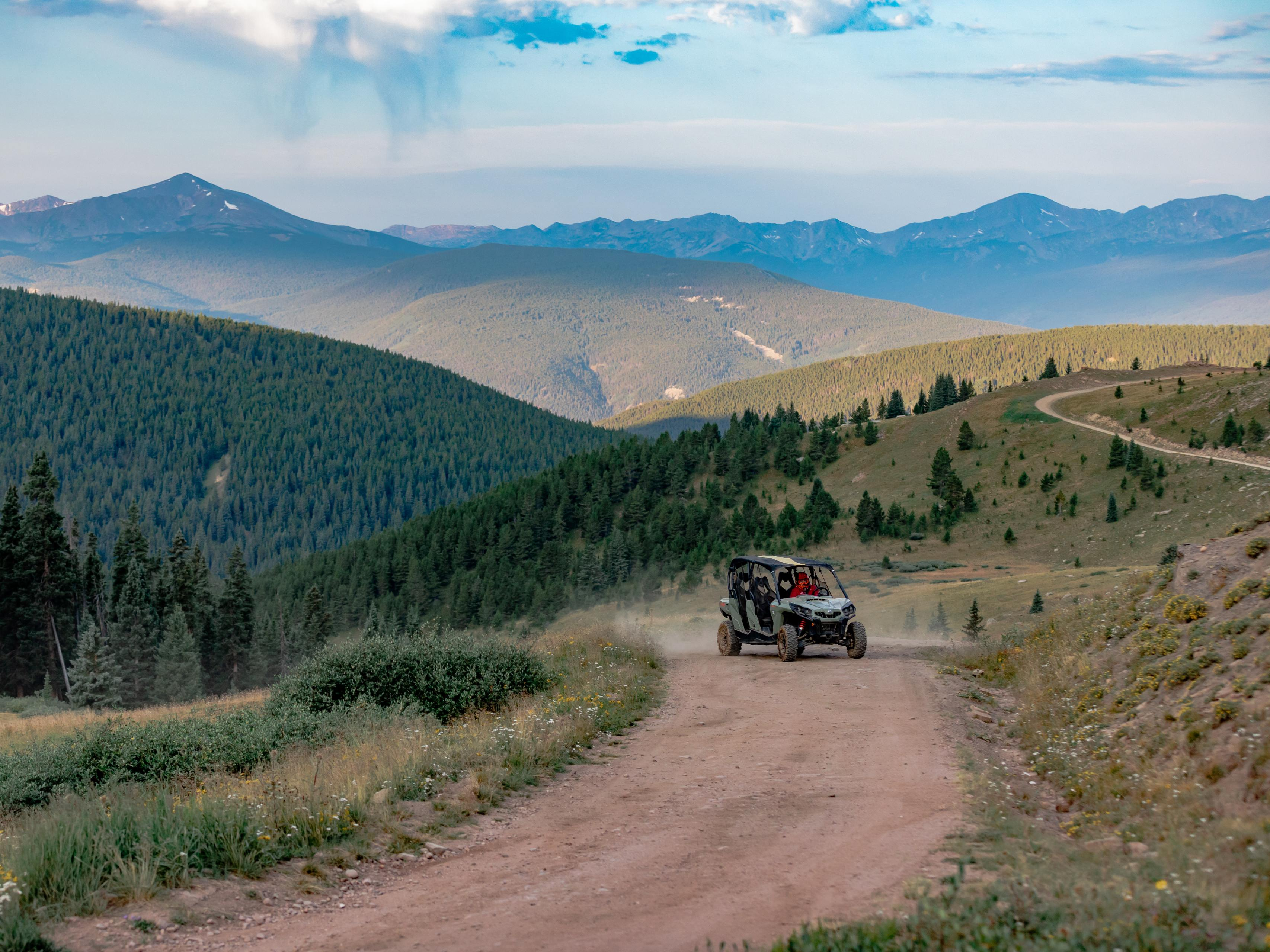 Peak Off-Road Adventures Outside Vail, CO